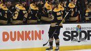 НХЛ. 4 шайби форварда Бостона, суперстарт Колорадо, криза Нью-Джерсі