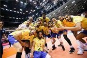 Мужская сборная Бразилии выиграла Кубок мира