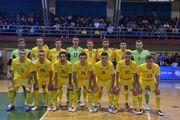 Косенко назвал состав сборной Украины для игр отбора ЧМ по футзалу