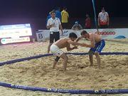 Українські борці завоювали ще 2 медалі на Всесвітніх пляжних іграх