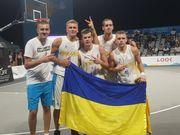 Сборная Украины 3х3 вышла в 1/4 финала Всемирных пляжных игр