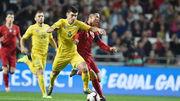 ВІДЕО. Всі дії Маліновського в матчі проти Португалії