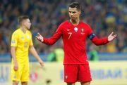 КАРИКАТУРА ДНЯ. Украина улетела на Евро-2020 без Роналду