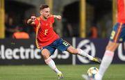 Испания в седьмой раз подряд вышла на чемпионат Европы