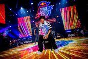 У Парижі відбувся Світовий фінал Red Bull Dance Your Style