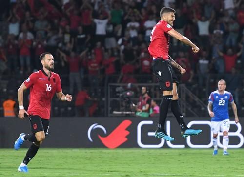 Молдова – Албания – 0:4. Видео голов и обзор матча