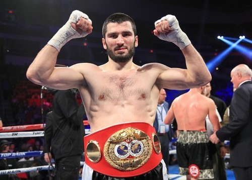 БЕТЕРБИЕВ: «Гвоздик – единственный боксер в мире, о котором я думаю»