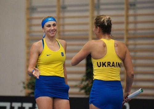 Кубок Федерации. Украина сыграет либо в Эстонии, либо в Люксембурге