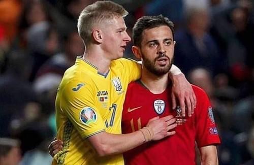 ВИДЕО. Все действия Зинченко в матче против Португалии