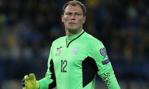 Пятов – лучший вратарь отбора на Евро-2020 по версии InStat