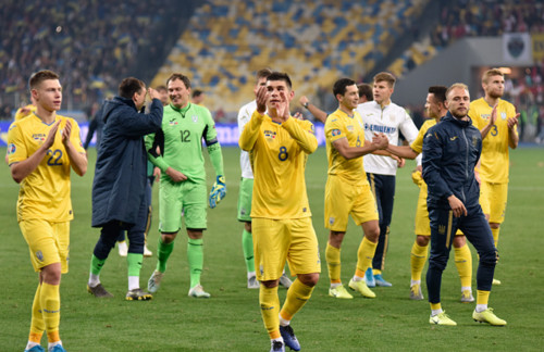 Украина заслужила победу. Эта сборная может пошуметь на Евро-2020
