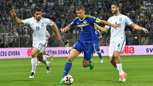 Греція — Боснія і Герцеговина — 2:1. Відео голів і огляд матчу