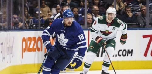НХЛ. Победы Торонто, Ванкувера и Тампы, поражение Вегаса