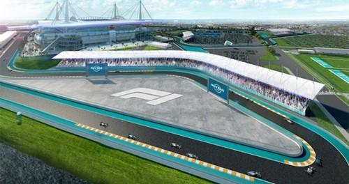 Дебютный Гран-при Формулы-1 в Майами пройдет в 2021 году