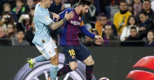 ВИДЕО. Фанаты выбрали ТОП-10 голов Месси за Барселону