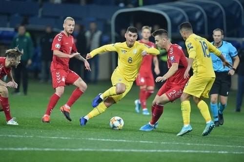 Руслан МАЛИНОВСКИЙ: «У сборной Украины большой потенциал»
