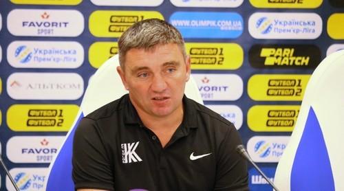 Руслан КОСТЫШИН: «Против Шахтера поставим 11 игроков в защиту»