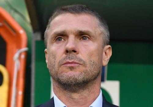 Сергей РЕБРОВ: «Скоро увидим Шевченко в серьезном клубе»