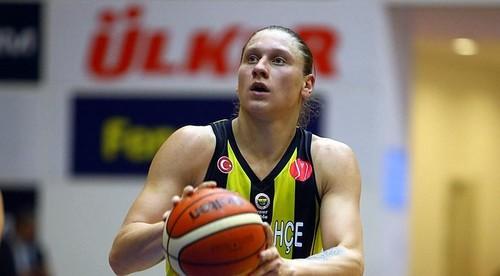 Украинки Ягупова и Малашенко дебютировали в Евролиге