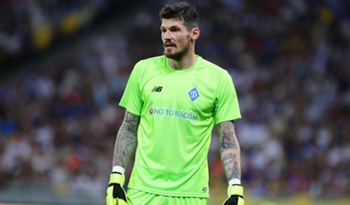 Динамо потеряло Бойко до конца года