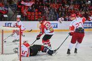 Донбас стартував в Континентальному кубку, розгромивши Црвену Звезду