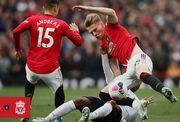 Манчестер Юнайтед — Ліверпуль — 1:1. Текстова трансляція матчу
