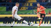 Борячук сыграл за Шахтер впервые с мая 2017 года
