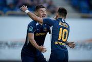 Маріуполь — Дніпро-1 — 1:0. Текстова трансляція матчу