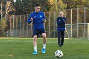 Беньямин ВЕРБИЧ: «В Копенгагене тоже ждут матча с Динамо»