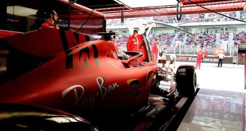 Команды Формулы-1 просят разобраться с мотором Феррари