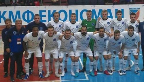 Стали известны соперники Продэксима в элит-раунде Лиги чемпионов
