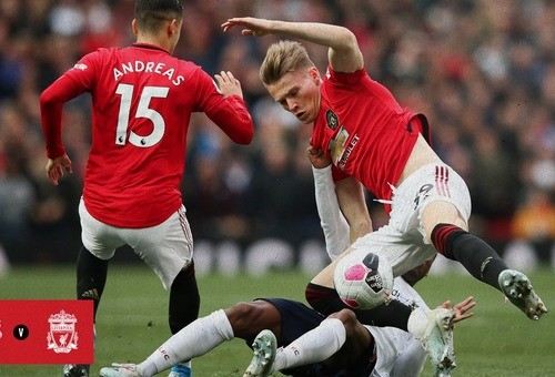 Манчестер Юнайтед — Ливерпуль. Текстовая трансляция матча