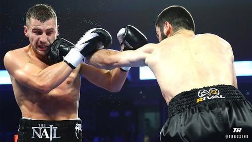 Андре УОРД: «Гвоздик и Бетербиев боксировали очень рискованно»