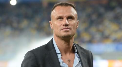Вячеслав ШЕВЧУК: «В будущее сборной смотрю с оптимизмом»
