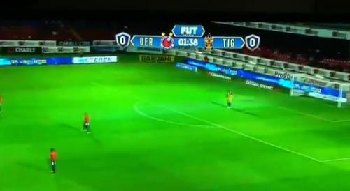 ВИДЕО. Мексиканские футболисты устроили стоячий протест на поле
