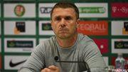 Сергій РЕБРОВ: «Ця перемога була дуже важлива для наших фанатів»