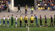 Агробизнес — Черноморец — 2:0. Видео голов и обзор матча