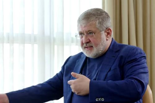 Скандал. Коломойский в переписке жалуется Бродскому на судей Суперлиги
