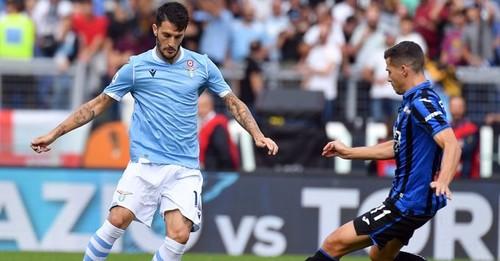 Аталанта сыграла вничью с Лацио, упустив преимущество в три мяча