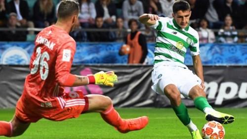 Швед дебютировал в чемпионате Шотландии, Селтик забил 6 голов