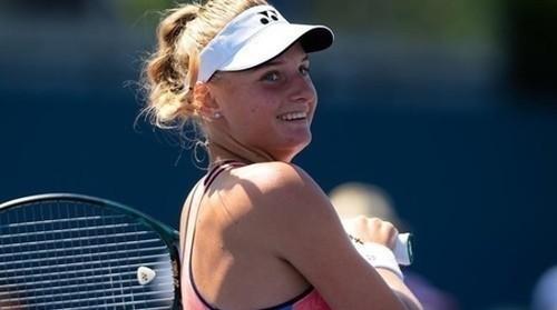Ястремская станет самой молодой участницей малого Итогового турнира