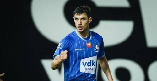 Яремчук знову забив у складі Гента. 11-й гол у сезоні