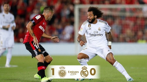 Мальорка - Реал Мадрид - 1:0. Видео гола и обзор матча