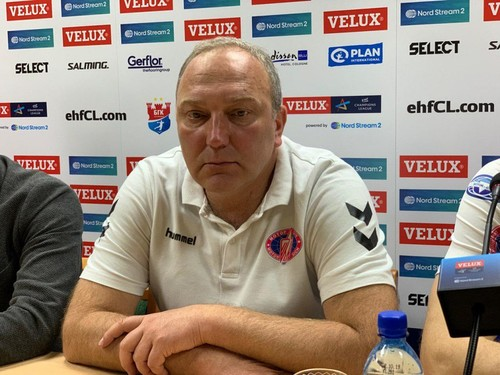 Николай СТЕПАНЕЦ: «Мы умудрились повернуть ход матча и сыграть вничью»