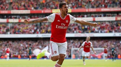 Себальос намерен перебраться в Арсенал на постоянной основе