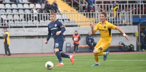 Мариуполь – Днепр-1 – 1:0. Видео гола и обзор матча