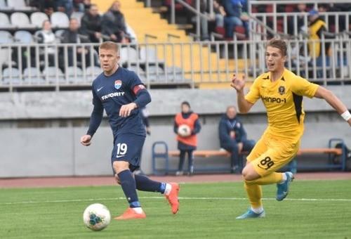 Маріуполь в кінцівці матчу вирвав перемогу у Дніпра-1