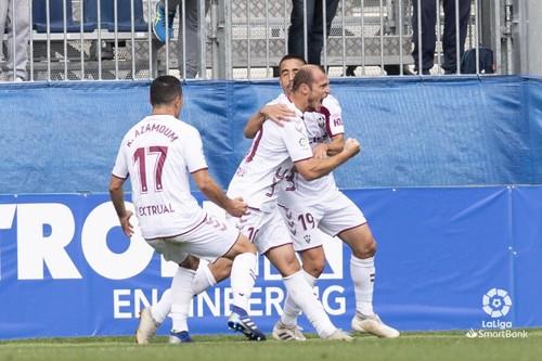 Фуенлабрада - Альбасете - 0:1. Відео голу і огляд матчу