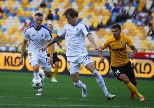 Динамо – Александрия – 1:0. Видео гола и обзор матча