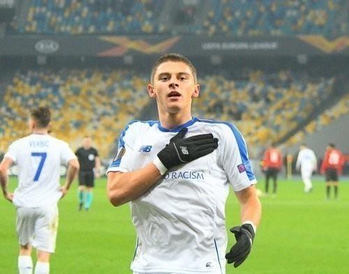 ВИДЕО. Миколенко забил дебютный гол в УПЛ